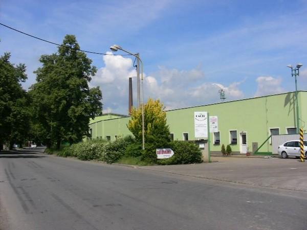 Soubor pozemků doplňujících průmyslový areál Krásno nad Bečvou