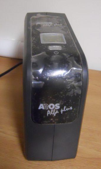 Záložní zdroj Alfa Plus 600 Aros
