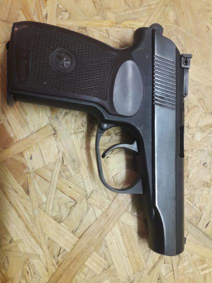 Pistole Makarov PM ráže 9 mm