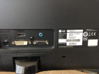 Monitor LG – s úhlopříčkou 64 cm, bez příslušenství