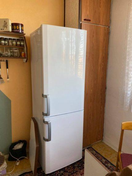Lednice a pračka