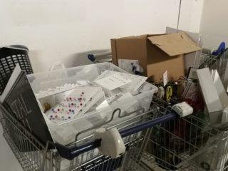Prodejní stánek / kiosek – Plzeň