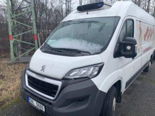 Nákladní automobil PEUGEOT BOXER ACTIVE 3500 L3H2