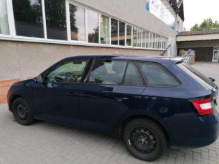 Osobní automobil ŠKODA FABIA KOMBI