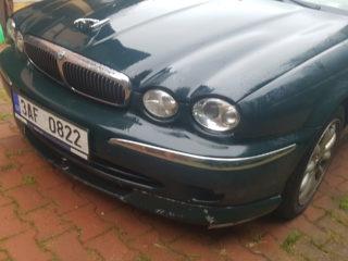 Jaguar X-TYPE, CF1