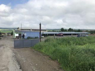 Nemovitosti v kat. území Stanoviště a Újezd u Rosic