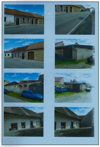 Spoluvlastnický podíl ve výši 1/3 na nemovitostech v kat. území Bavorov