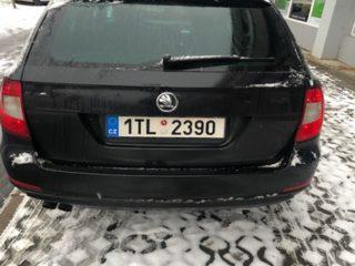Škoda Superb Kombi